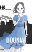 Dounia, L'or bleu, tome 1