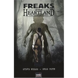 Couverture du livre : freaks of the heartland