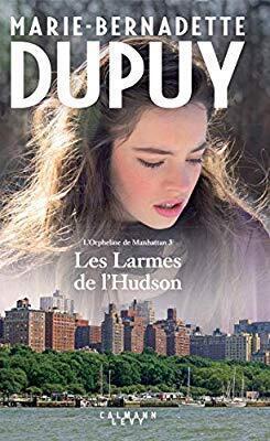Couverture du livre : Les Larmes de l'Hudson