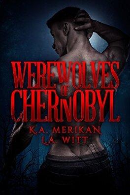 Couverture du livre : Werewolves of Chernobyl