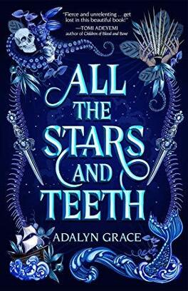 Couverture du livre : All the Stars and Teeth, Tome 1