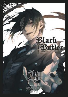 Couverture du livre : Black Butler, Tome 28