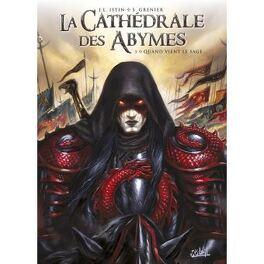 Couverture du livre : La Cathédrale des Abymes, Tome 3 : Quand vient le sage...