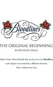 Bloodlines, Tome 0.5 : Adrian's Lost Chapter