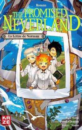 Couverture du livre : The Promised Neverland : La Lettre de Norman