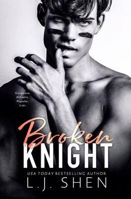 Couverture du livre : All Saints High, Tome 2 : Broken Knight