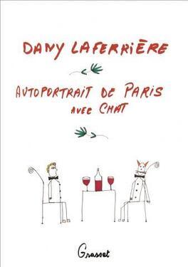 Couverture du livre : Autoportrait de Paris avec chat