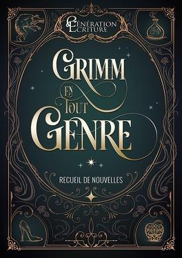 Couverture du livre : Grimm en tout genre