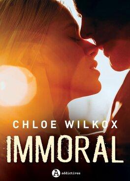 Couverture du livre : Immoral