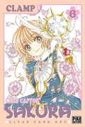 Card Captor Sakura - Clear Card Arc, Tome 6