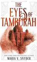 Archives of the Invisible Sword, Tome 1 : The Eyes of Tamburah