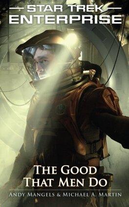 Couverture du livre : Star Trek Enterprise - The good that men do