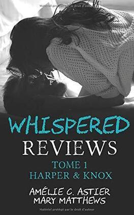 Couverture du livre : Whispered Reviews, Tome 1 : Harper & Knox