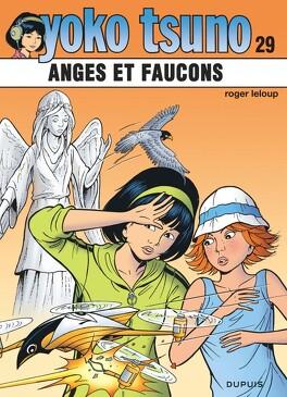 Couverture du livre : Yoko Tsuno, Tome 29 : Anges et faucons
