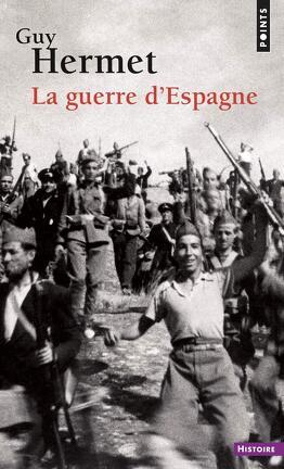 Couverture du livre : La Guerre d'Espagne