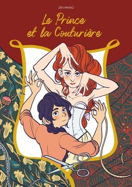 Couverture du livre : Le Prince et la Couturière
