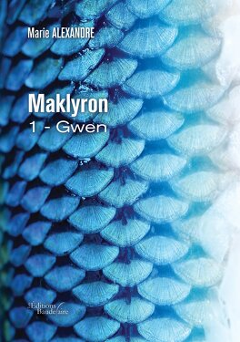 Couverture du livre : Maklyron, Tome 1 : Gwen