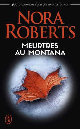 Couverture du livre : Meurtres au Montana