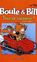 Boule et Bill : Tous en vacances !