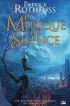 couverture Chronique du tueur de Roi : La Musique du silence