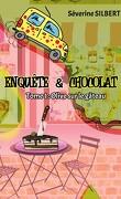 Enquête et chocolat, Tome 1 : Olive sur le gâteau