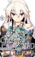 Grimoire of zero - manga, Tome 6