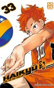 Haikyū !! Les As du volley, Tome 33
