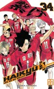 Haikyū !! Les As du volley, Tome 34