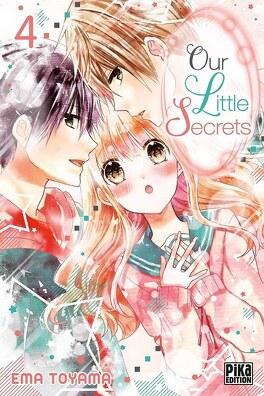 Couverture du livre : Our Little Secrets, Tome 4