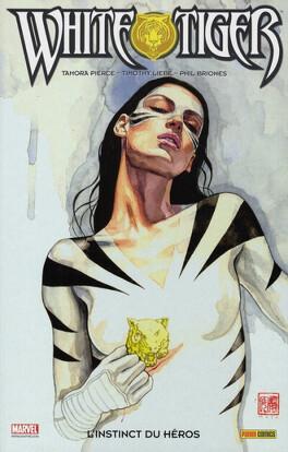 Couverture du livre : white tiger - l'instinct du héros