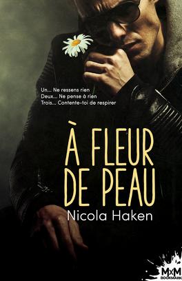 Couverture du livre : À fleur de peau