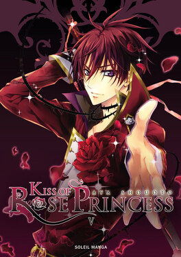 Couverture du livre : Kiss of Rose Princess, Tome 5