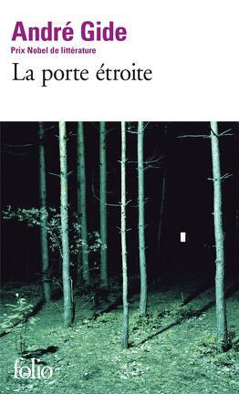 Couverture du livre : La porte étroite