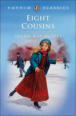 Couverture du livre : les huit cousins