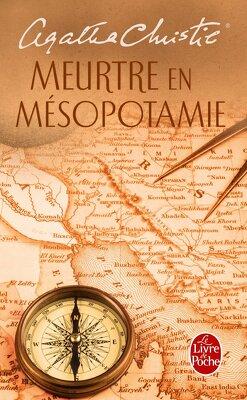 Couverture de Meurtre en Mésopotamie