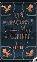 Les Contes de Verania, Tome 2 : Les Dragons de la destinée