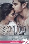 couverture Redemption