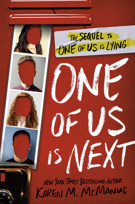 Couverture du livre : One of Us Is Next