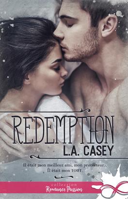 Couverture du livre : Redemption