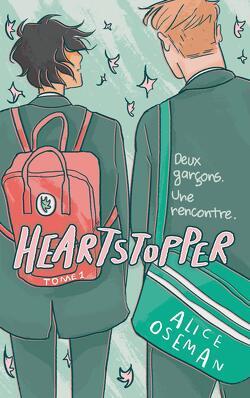 Couverture de Heartstopper, Tome 1