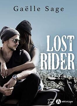 Couverture du livre : Lost Rider