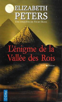 Couverture du livre : L'Énigme de la vallée des Rois