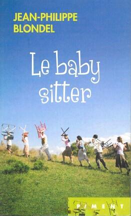Couverture du livre : Le Baby-sitter