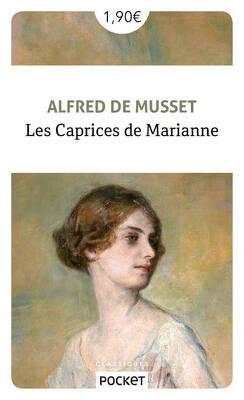 Couverture de Les Caprices de Marianne