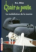 Chair de poule, Tome 1 : La Malédiction de la momie