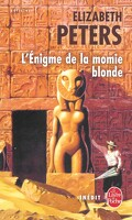 L'Énigme de la momie blonde