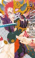 Les 7 Ninjas d'Efu, Tome 2