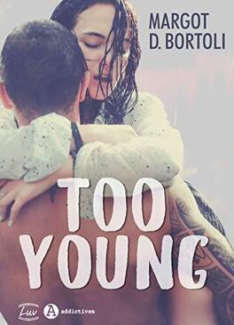 Couverture du livre : Too Young