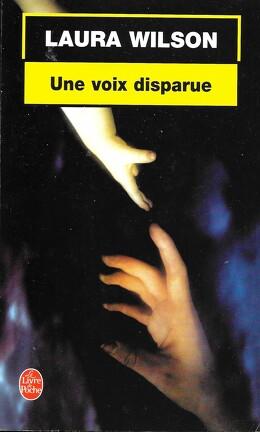 Couverture du livre : Une voix disparue