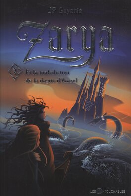 Couverture du livre : Zarya, Tome 2 : Zarya et la malédiction de la dague d'Azazel